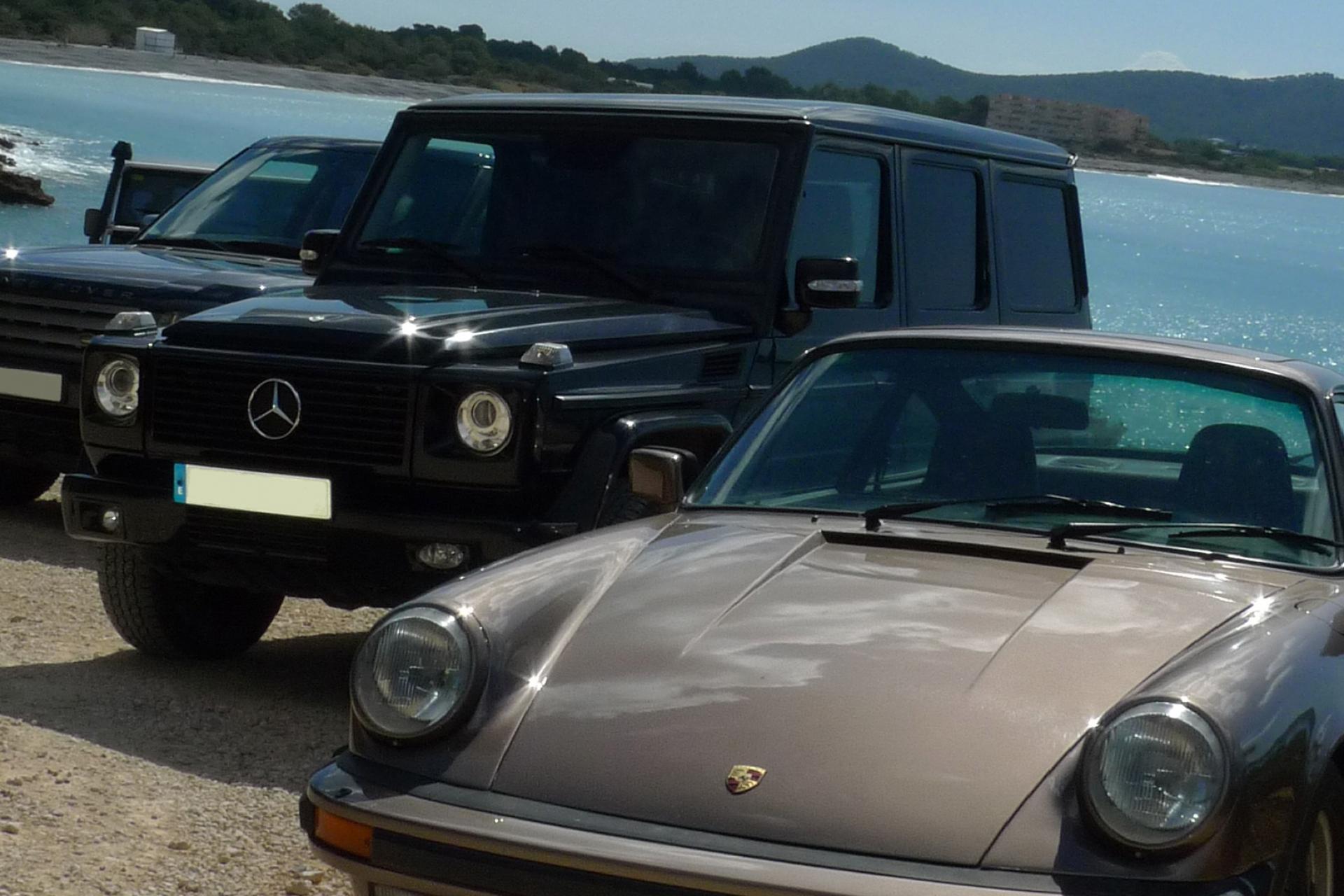 Ibiza Car Park Service