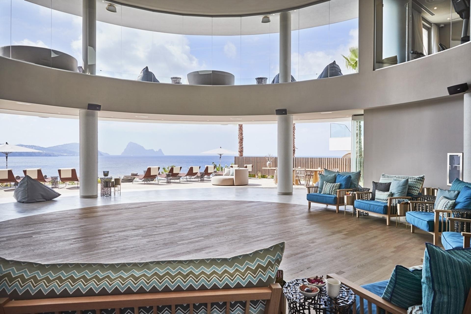 Pure Seven Spa at 7 Pines resort Ibiza
